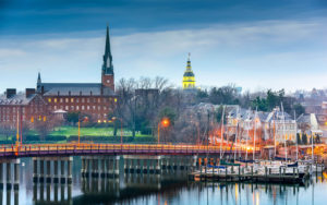 Annapolis-Maryland