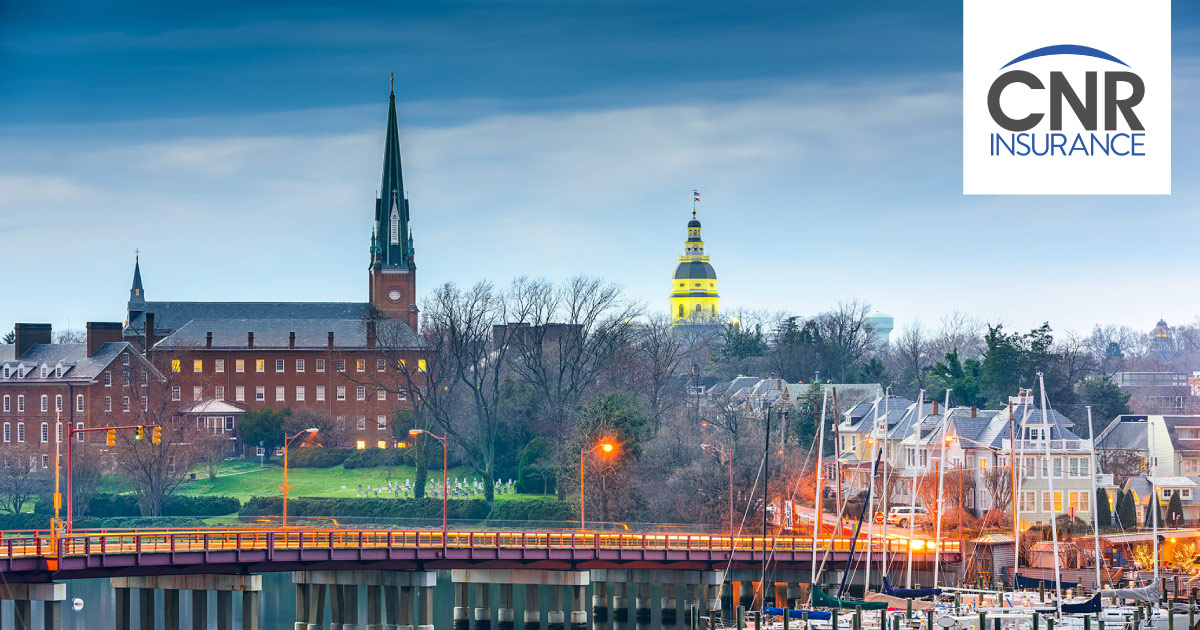 Maryland Insurance Agency | CNR Insurance | Annapolis